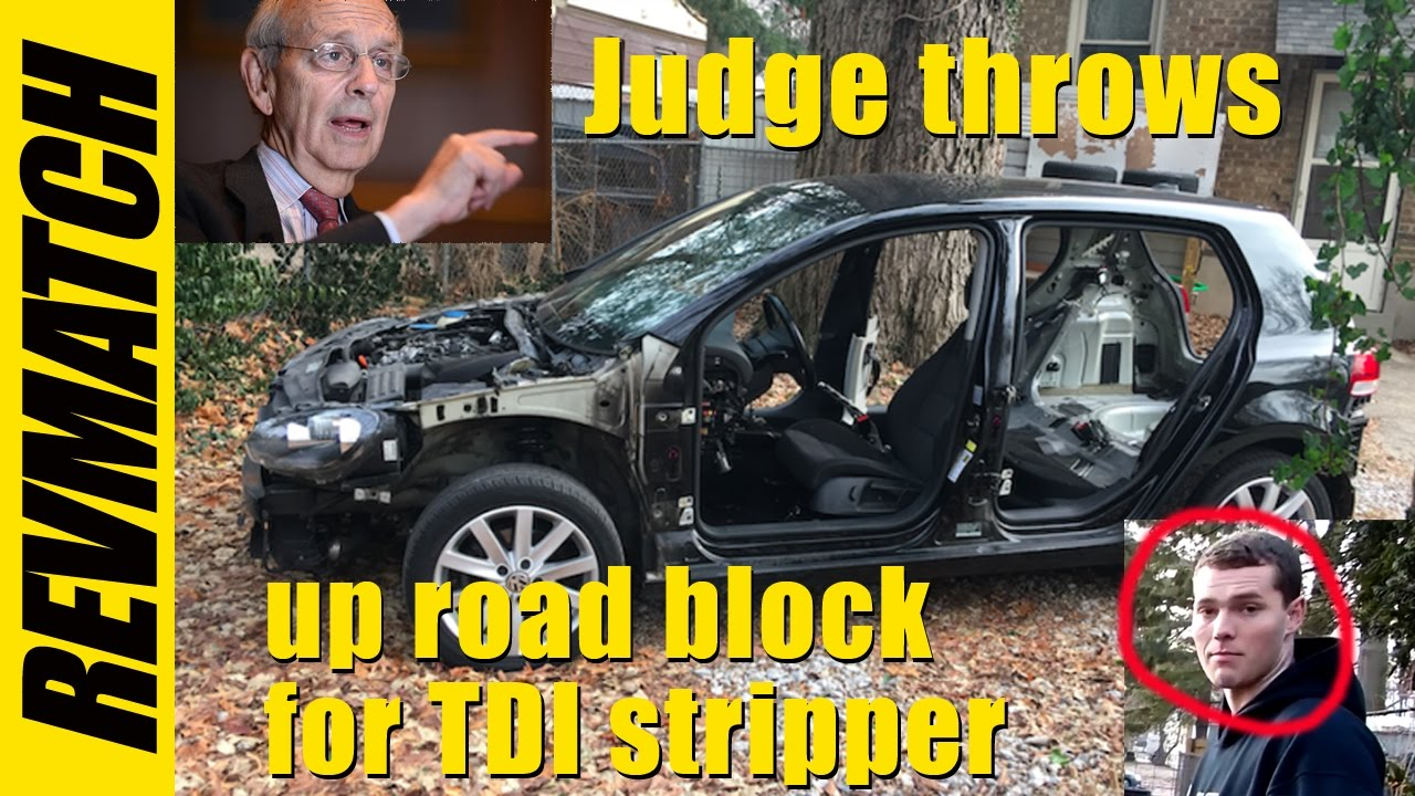 Vw Buyback Program >> Vw Tdi Buyback Judge Slams Brakes On The Scammers Youtube