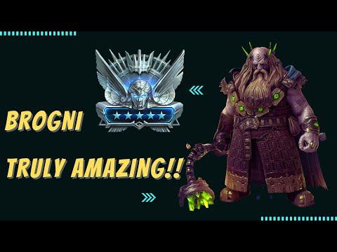 Building My Go-Second Team w/ Brogni ... | Raid Shadow Legends