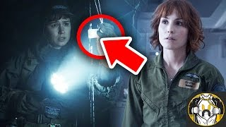 Alien Covenant Elizabeth Shaw's Fate Revealed?