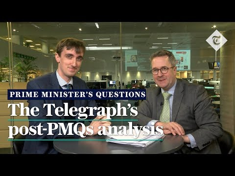 The Telegraph's post-PMQs analysis