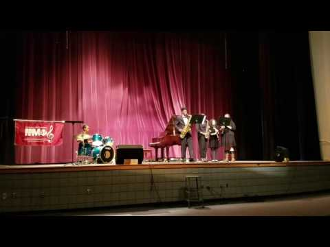 Woodside High School Tri-M Induction Concert