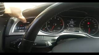 Audi A4 B8 Vcds Mod 1 Needle Sweep Gauge Test Video Más Popular