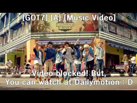 GOT7 - A MV [English Subs + Hangul + Romanizations]