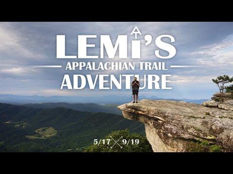 LEMI'S APPALACHIAN TRAIL ADVENTURE