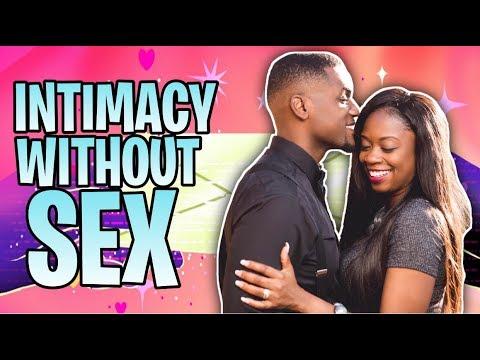 BUILDING INTIMACY WITHOUT HAVING SEX // Natalie Diamond