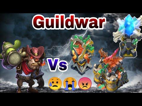 Max Building Vs Mino   Majestic Vs No.1 And No.2 Guild   Castle Clash