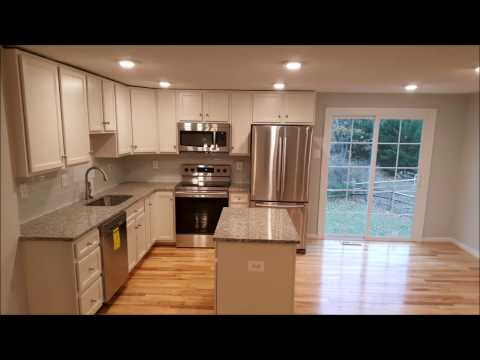Kitchen and Dining Room Renovation