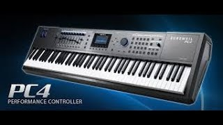 Kurzweil PC4 - Review / Overview / Demo