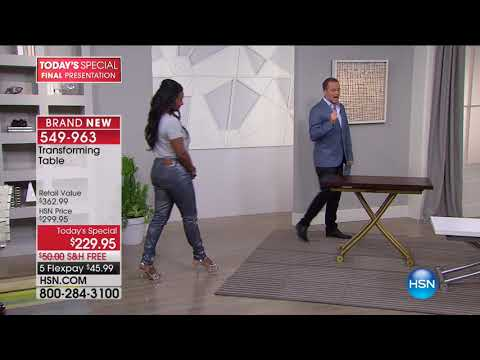 HSN | Home Transformations featuring Concierge Collection 08.22.2017 - 10 PM
