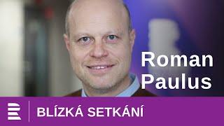 Roman Paulus: Práce by měla být alespoň z 30% zábava