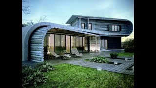 ☑️ Top 40+ WOOD House Design Interior and Exterior Creative Ideas 2018 | Best Compilation