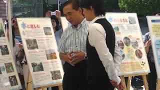 2012.08.26 日本丸メモリアルパークで行われた、「かながわ ...