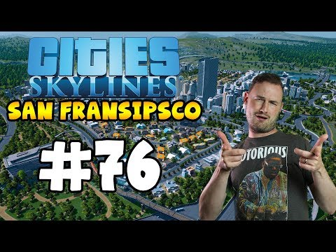 Sips Plays Cities Skylines (16/5/2018) #76 - Get Your Snaps On