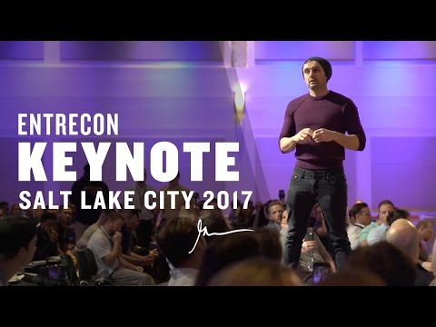 ENTRECON GARY VAYNERCHUK KEYNOTE | SALT LAKE CITY 2017