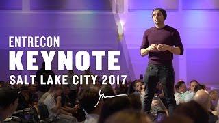 ENTRECON GARY VAYNERCHUK KEYNOTE | SALT LAKE CITY 2017