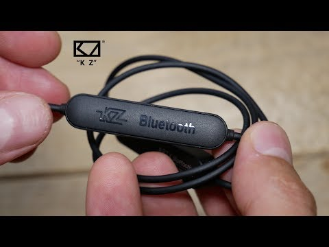 NEW KZ Bluetooth Adapter with APTX