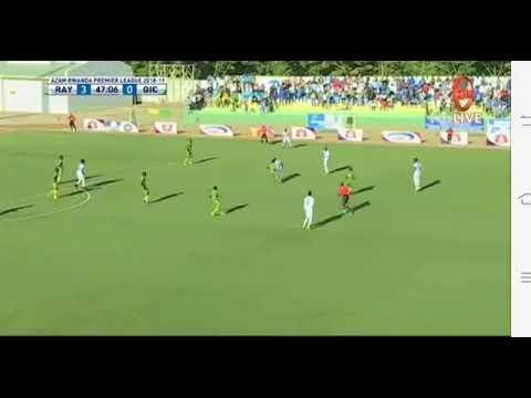 Rayon Sports vs Gicumbi ( 3rd goal by Sarpong)