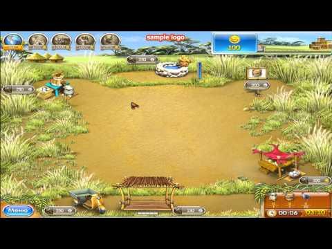 Игра Весёлая ферма 3 русская рулетка онлайн (Farm Frenzy 3