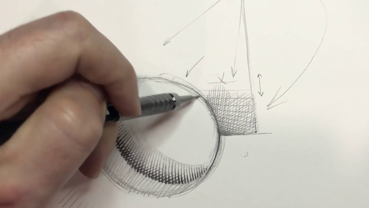 hight resolution of pencil rendering shading techniques for comic art