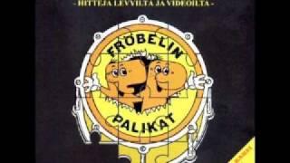 Fröbelin Palikat - Robotti - Rock