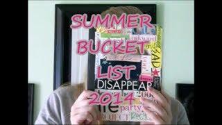 Summer Bucket List 2014! Thumbnail