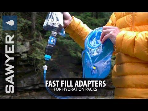 Sawyer Fast Fast Fill Adapters