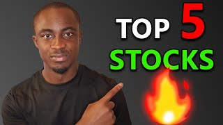 TOP 5 STOCKS TO BUY NOW 🚀