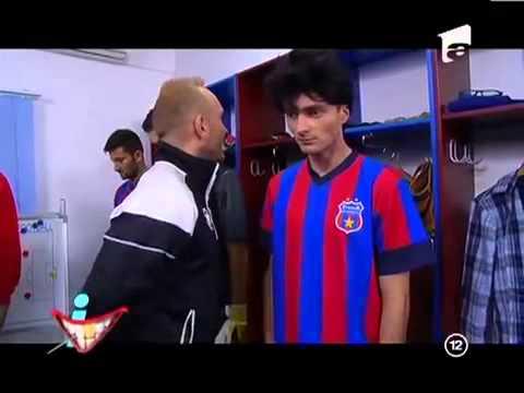 Culisele meciului Steaua Avantul Barsana!