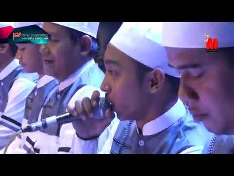 Al Munsyidin terbaru - Ya Syahidan vokal Faruq