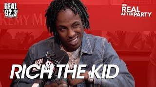 Rich The Kid Talks T.D.E. Affiliation, Working w/ Kendrick Lamar, Famous Dexter's success, & More