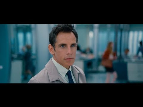 The Secret Life of Walter Mitty trailers