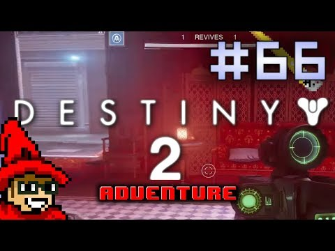 Destiny 2 Adventure || E66 || Midtown [Warlock P279] [Let's Play]