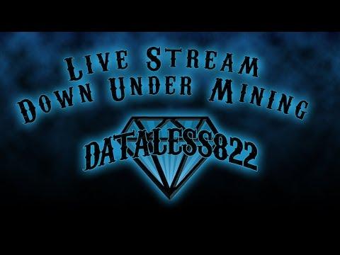 Minecraft Down Under - Mining Live 18