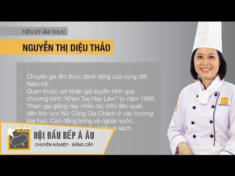 Dạy nấu ăn ngon: giao lưu cùng tiến sĩ ẩm thực Nguyễn Thị Diệu Thảo