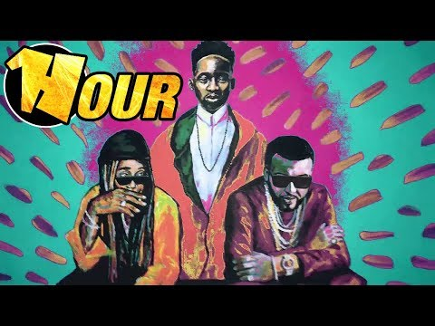 【1 Hour】 Mr Eazi & Major Lazer - Leg Over (Remix) (feat. French Montana & Ty Dolla Sign)