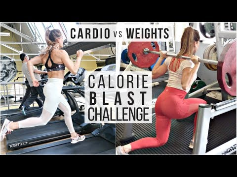 HIIT Versus Cardio versus Weights The Study