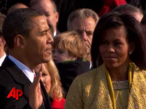 Inauguration: Barack Obama Sworn in As 44th President