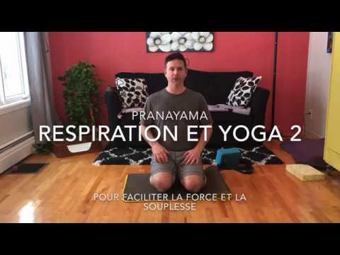 Yoga et respiration 2