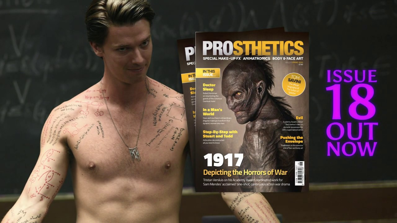 Issue 18 Spring 2020 Prosthetics Magazine