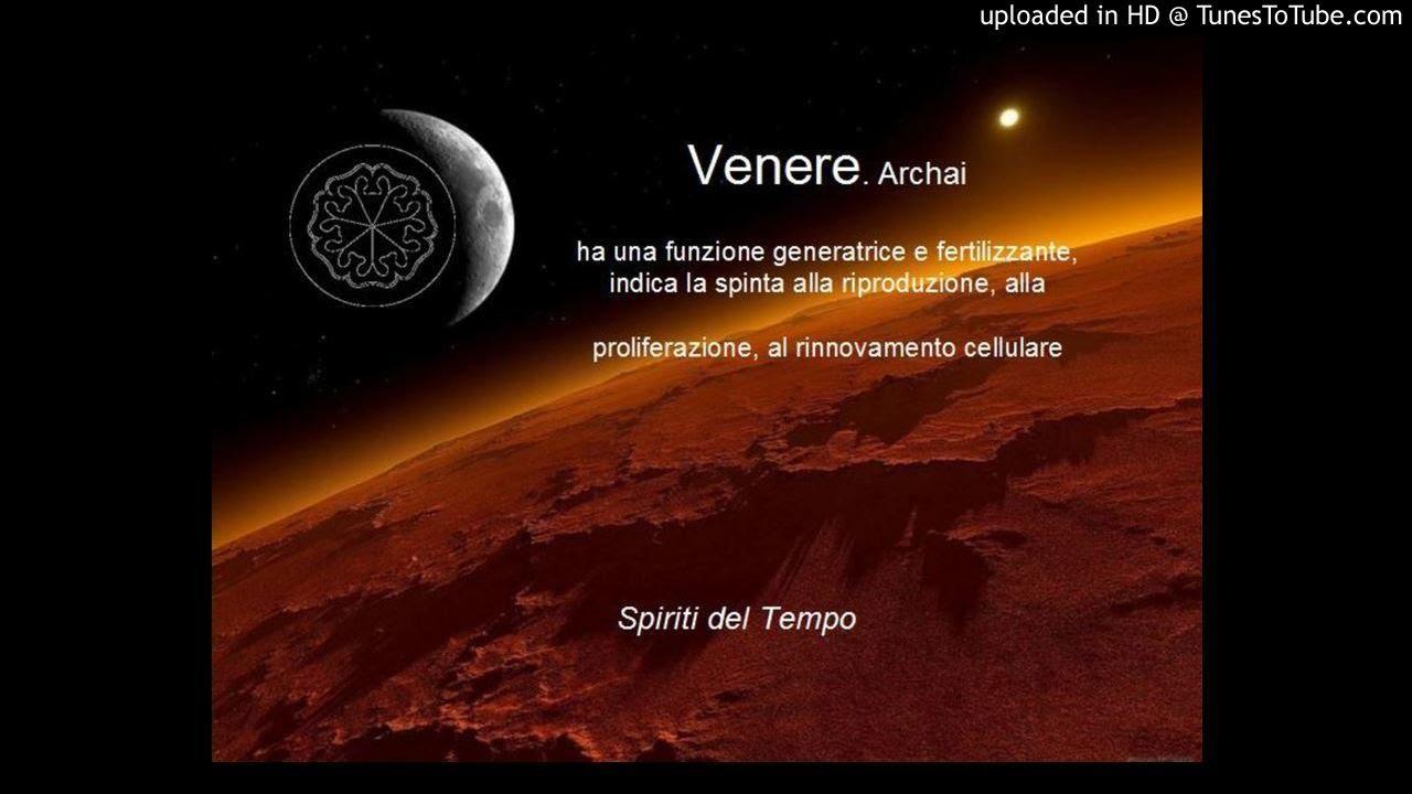 Venere - scala Lidia