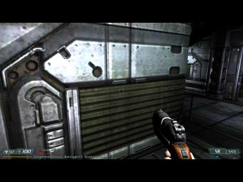 Doom 3: BFG Walkthrough: Part 1