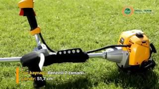Stiga Sbc 253D Benzin Motorlu Tırpan