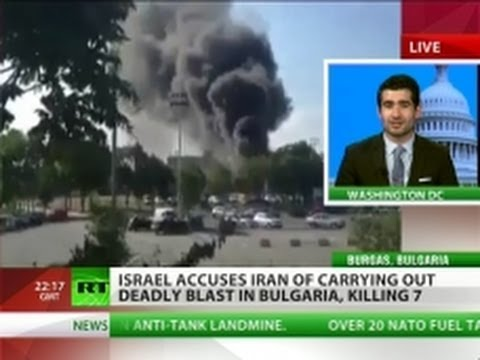 'Israeli tourist attack could be pretext for war with Iran'