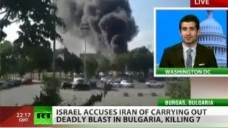 Video 'Israeli tourist attack could be pretext for war with Iran' download MP3, 3GP, MP4, WEBM, AVI, FLV Juli 2018