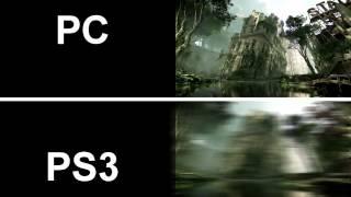Crysis 3 - Pc vs. Ps3