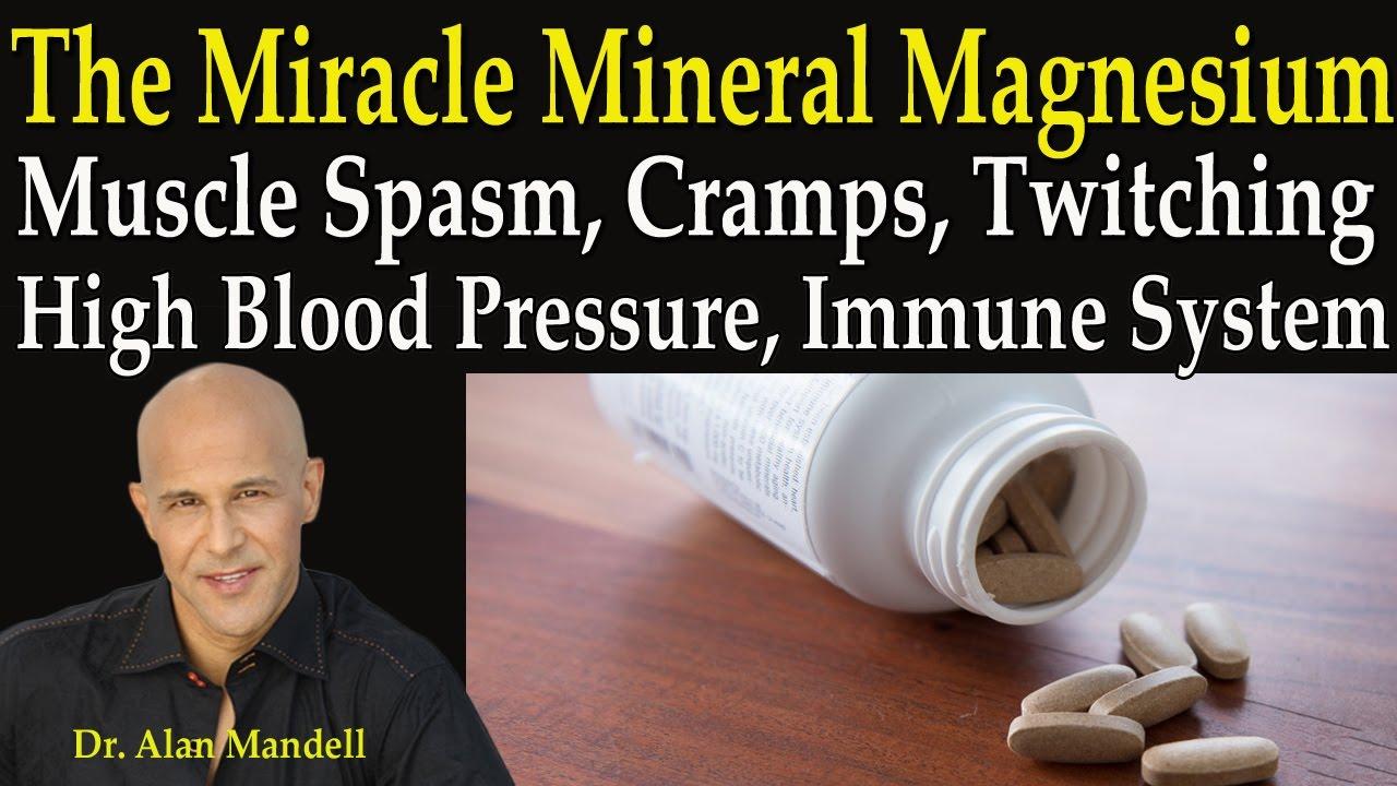 mandel magnesium