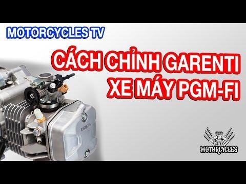 Video 74 Dạy Sửa Xe: Hiểu Đúng Về Họng Ga PGM FI Và Cách Chỉnh Garenti Cho Xe FI | Motorcycles TV