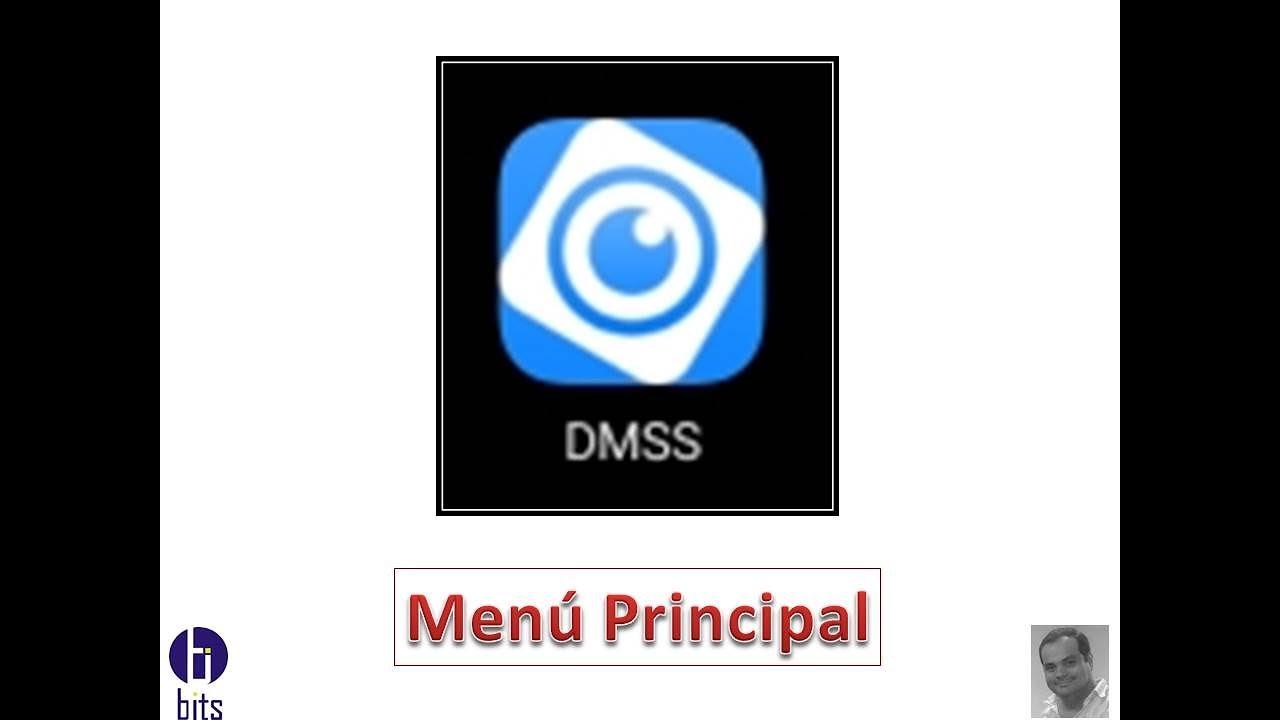 DMSS Menú Principal