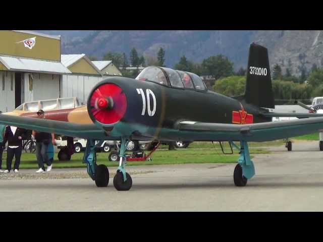 Western Warbirds Association (WWA) Meeting - Oliver Airport, BC Canada