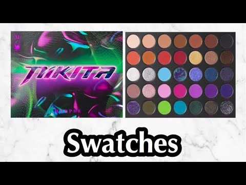 Nikita X Morphe Brushes Eyeshadow Palette Swatches Review Nikita Dragun X Morphe Youtube Thoughts on morphe coming out with morphe 2 a more natural no makeup makeup brand? nikita x morphe brushes eyeshadow palette swatches review nikita dragun x morphe